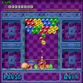Clásico juego Bubble